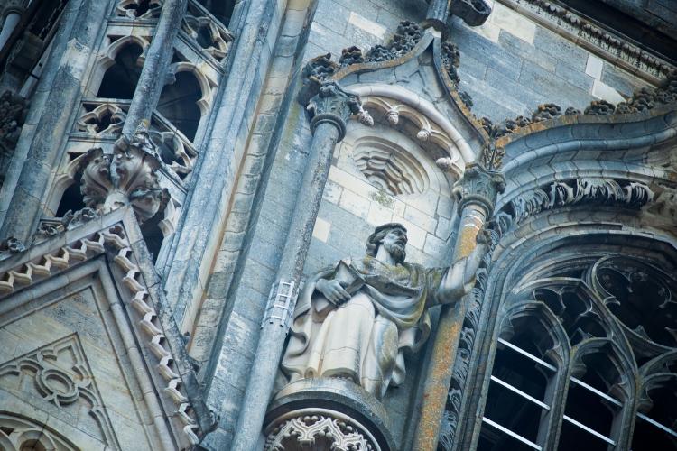 Statue de Charles d'Orléans